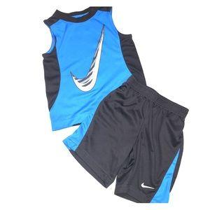 Nike Athletic Tank and Shorts